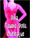 Diva Taunia Dolls Burlesque