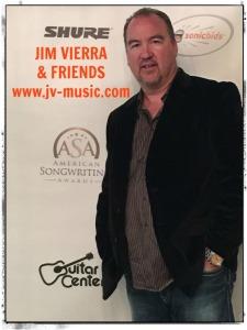 JIM VIERRA logo